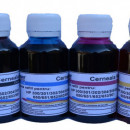 Set cerneala refill cartus HP 650 Negru si Color