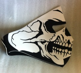 masca neopren /masca integrala craniu