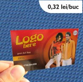 Fata / Verso Carton Lucios