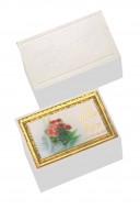 Carti de vizita  - Embosat / Folio Auriu