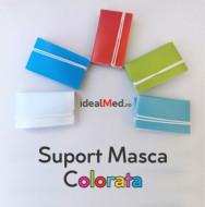 Suport pentru Masca de Protectie Colorate (Comanda Minima 5 buc - modele diferite)