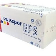 Polistiren expandat EPS80 SWISSPOR 10cm 2.5mp