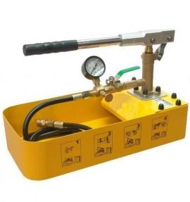 Pompa manuala incarcare instalatie