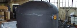 Izolatie pentru puffer/boiler 25mm