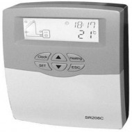 Controler solar SR208C
