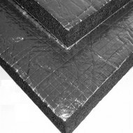 Izolatie adeziva 9mm cu folie aluminiu