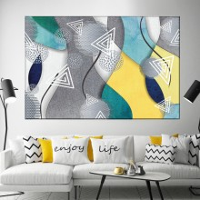Tablou Canvas Abstract AMAB1