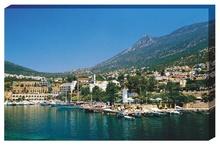 Coasta mediteraneana - regiunea Antalya - Kalkan