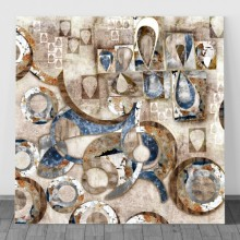 Tablou Canvas Abstract CTB9