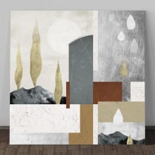 Tablou Canvas Abstract OBS2