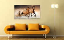 Tablou canvas cu cai 01