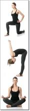 Tablou canvas exercitii Pilates 02