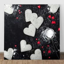 Tablou Canvas Fursecuri Inimioare  ACOF54