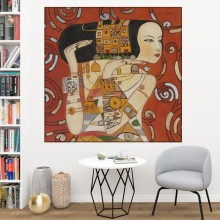 Tablou Canvas Gustav Klimt GSK9