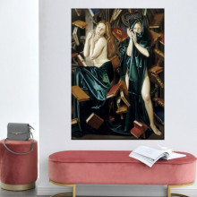 Tablou Canvas Juan Medina, Aleph ARJM30
