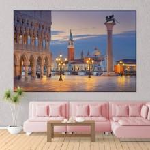 Tablou Canvas Piata San Marco Venetia IVE34