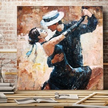Tablou Canvas Tango