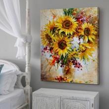 Tablou Floarea Soarelui TRLEA194