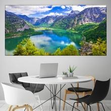Tablou Frumusetea Naturii in Alpi, Austria BTL4