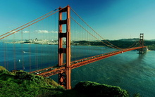 Tablou Golden Gate 07