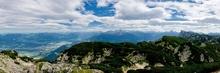 Tablou panoramic montan crb 02