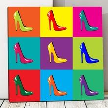 Tablou Pantofi Pop Art pvs7