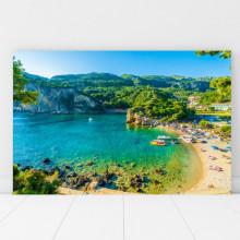 Tablou Peisaj de Vis, Grecia GRTV9