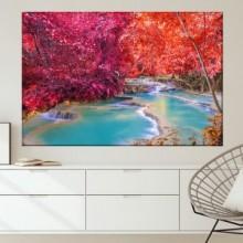 Tablou Peisaj Fabulos in Culori de Toamna BPC27