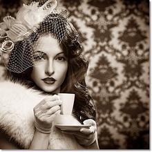 Tablou Retro Savoarea Cafelei