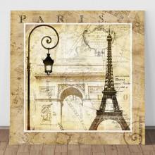 Tablou Vintage Paris VCY3