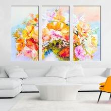 Multicanvas Buchet Flori de Primavara
