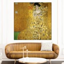 Tablou Gustav Klimt 002 - Portretul Adelei Bloch-Bauer