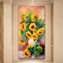 Tablou Canvas Floarea Soarelui OPJ9