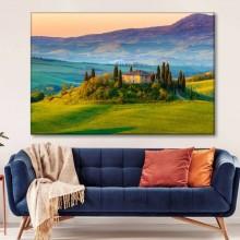 Tablou Canvas Toscana La Rasarit RIT94