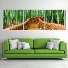 Multicanvas Padure de Bambusi