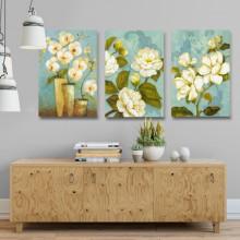 Multicanvas Vintage Floral OPO25