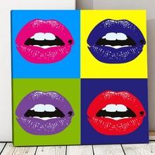 Tablou Buze Sexi Pop Art th5