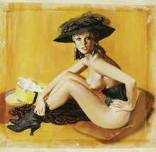Tablou canvas 10 Original Pin-Up