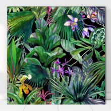 Tablou Canvas Decor Plante Verzi si Flori FRZ24