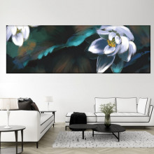 Tablou Canvas Decorativ Modern, Flori BES150