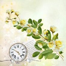 Tablou canvas modern floral 06