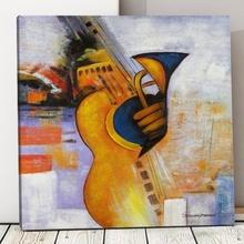 Tablou Canvas Muzical Abstract TRD2