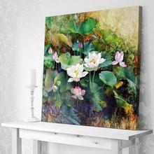 Tablou Flori de Lotus I