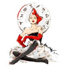 Tablou glamour horoscop capricorn 1
