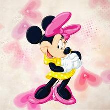 Tablou Minnie Mouse 01