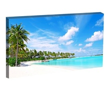 Tablou peisaj tropical Maldive dpm116