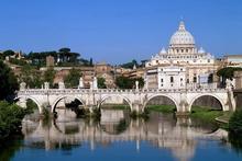 Tablou pod Vatican