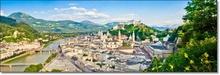 Tablou Vedere panoramica Salzburg, Austria st1093