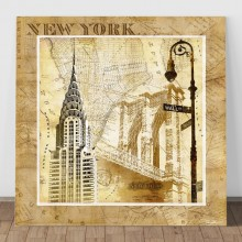 Tablou Vintage New York VCY2