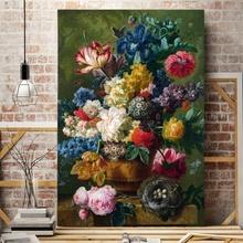 Tablou Decorativ Floral DFR12